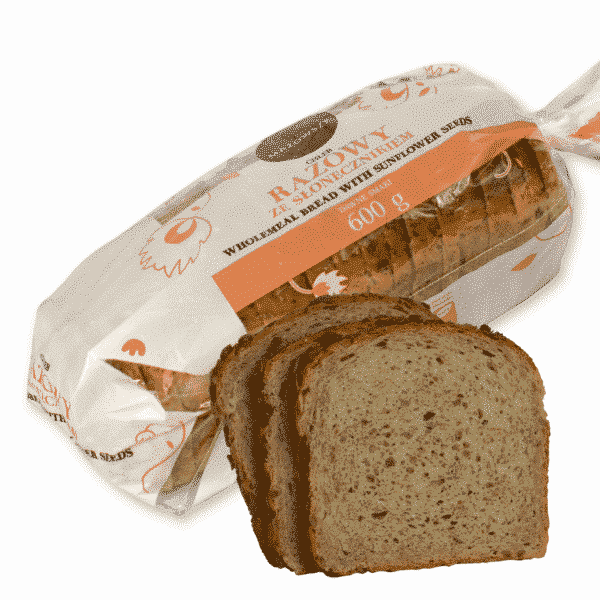 wholemeal sunflower bread