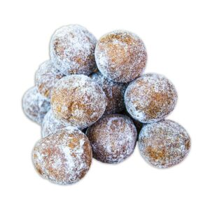 cream cheese mini doughnuts