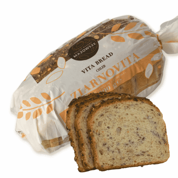 Ziarnovita bread